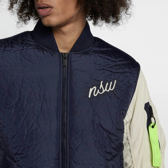 Nike NSW Sportswear synthetic fill Bomber jacket